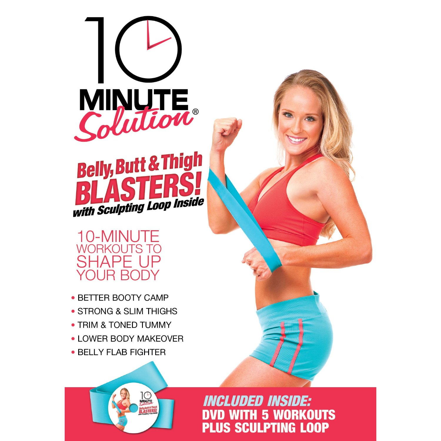 10 minute workout dvd