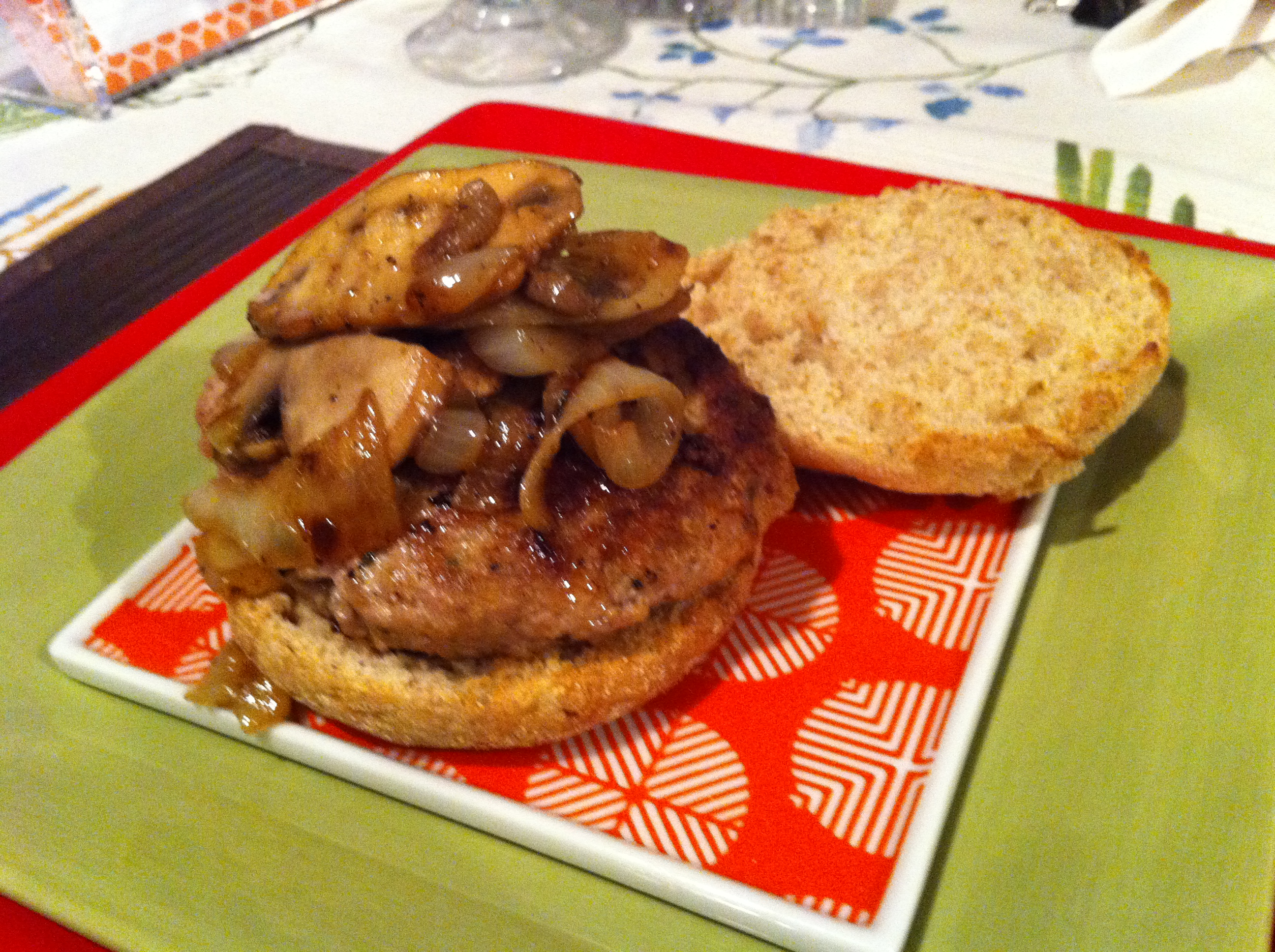 how to cook turkey burgers without a grill