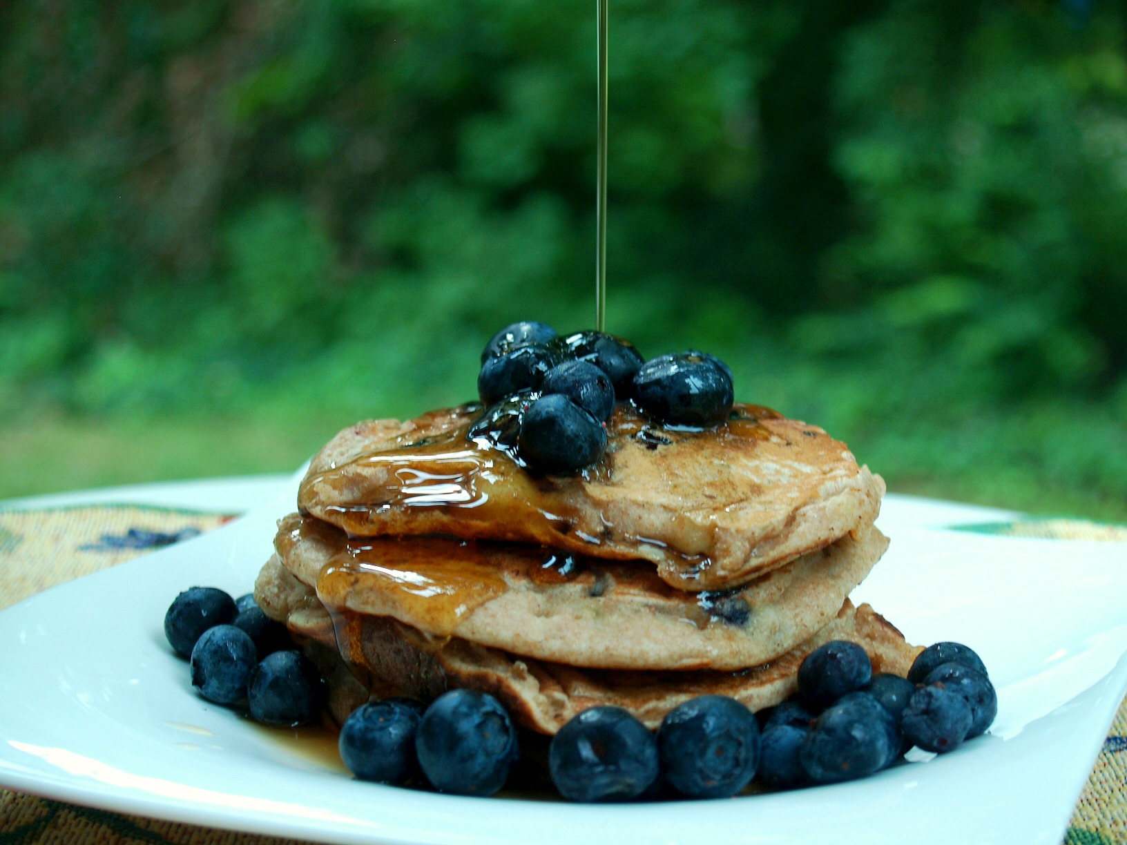 Whole-Grain Banana Blueberry Pancakes recommendations