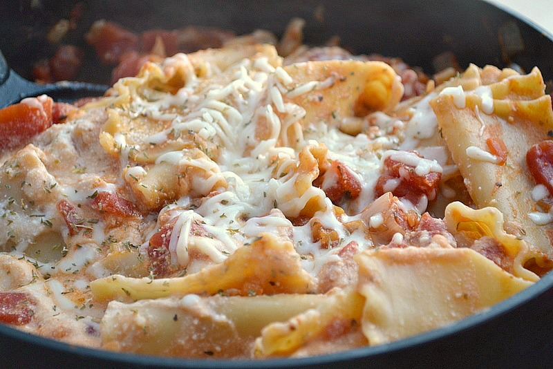 recipe: skillet lasagna cooks illustrated [20]