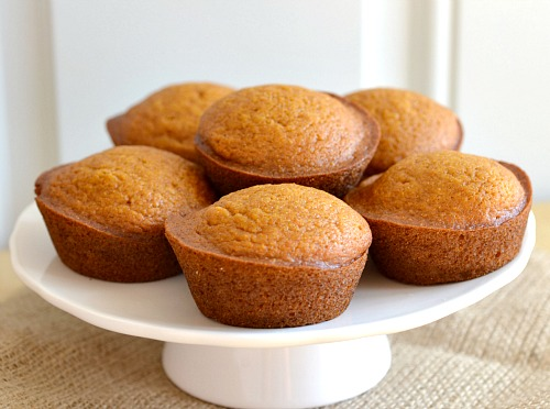 Gluten-free Pumpkin Muffins Recipe | The Realistic Nutritionist