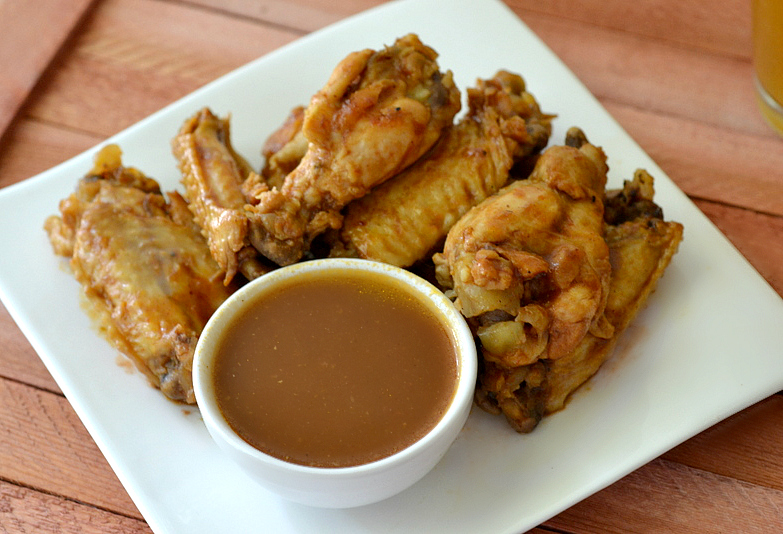 how to make wings in crock pot