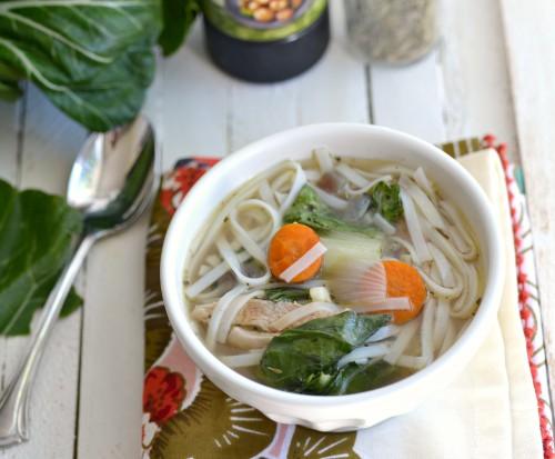 Asian Duck Soup 45