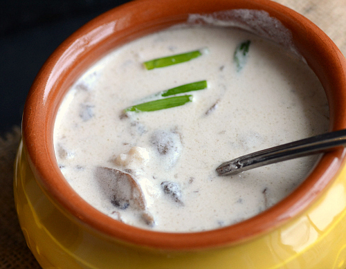 Low Fat Creamy Mushroom Soup Recipes — Dishmaps