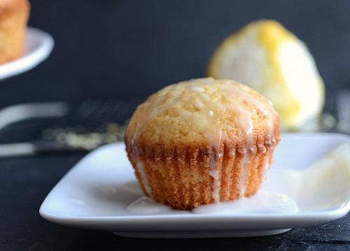Lemon Pound Cake Muffins Recipes — Dishmaps