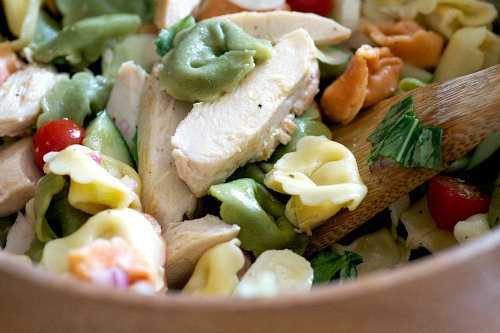 Easy fresh chicken salad