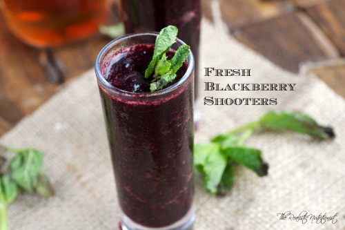Blackberry shooters