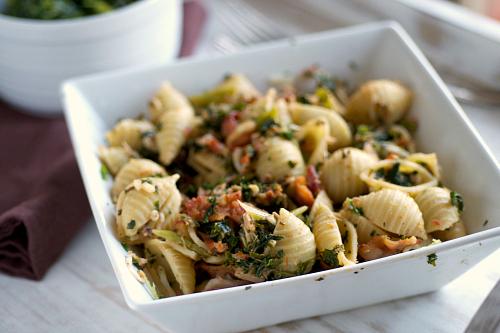 Healthy tuna salad