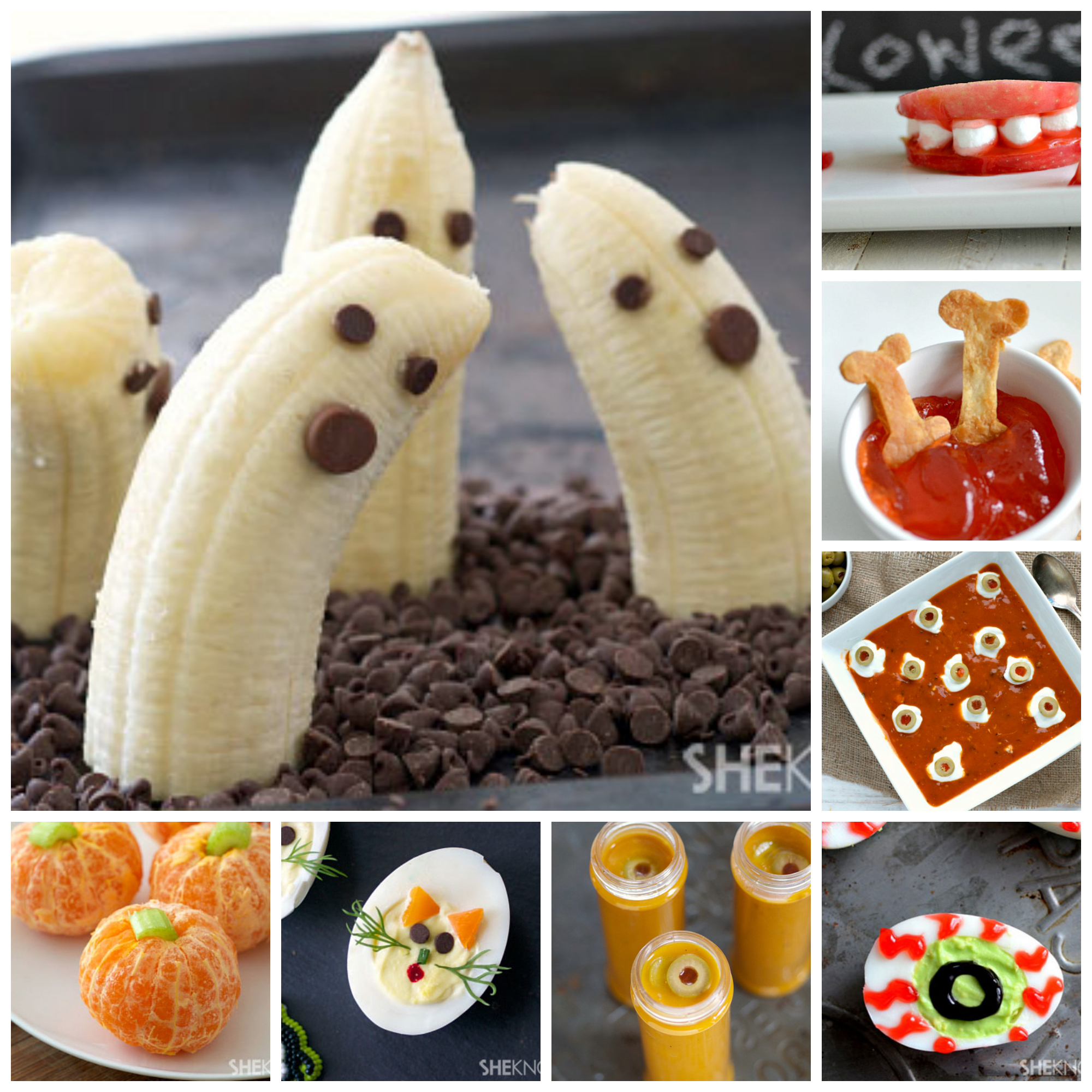 halloween recipe roundup | the realistic nutritionist