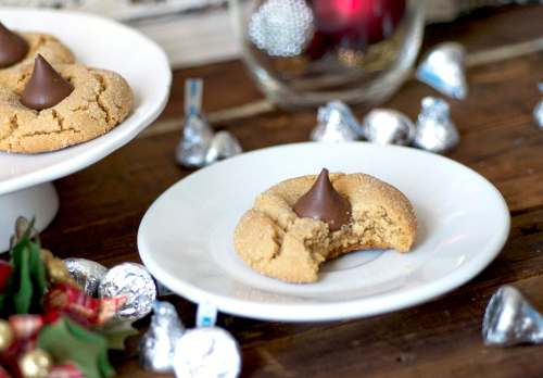 Soft kiss cookies