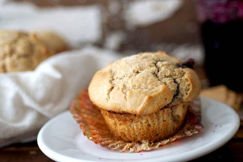 Easy fluffy muffins