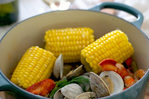 Perfect summer clambake.jpg