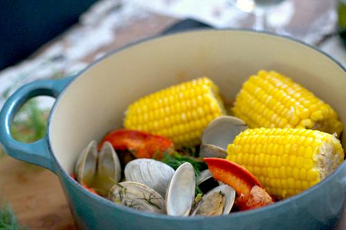 Summertime clambake.jpg