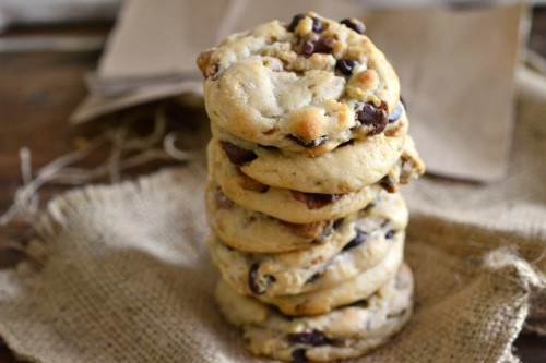 soft chewy cookies