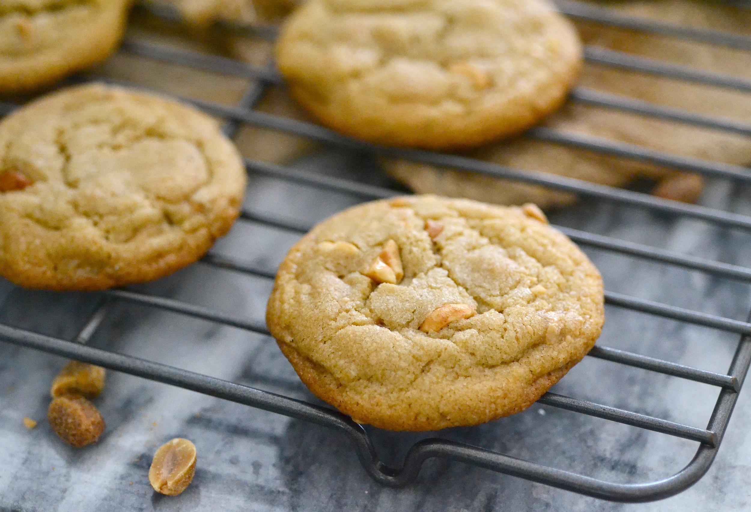 Gluten free Peanut Butter Coconut Oil Cookies | The ...