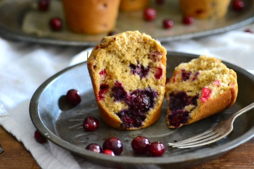 Luscious muffins
