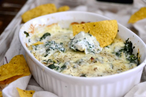 Best cheesy dip