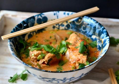 Best spicy thai curry