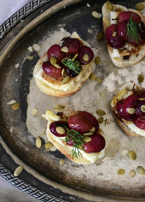grilled haloumi apps