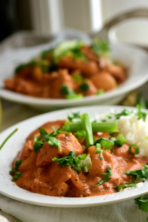 Super Creamy Butter Chicken