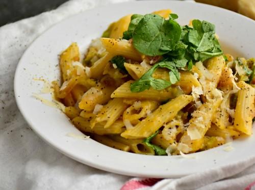 easy creamy pasta