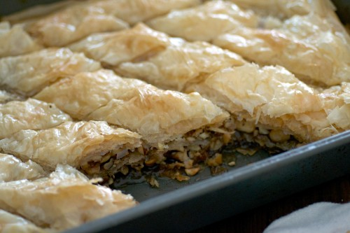 easy homemade baklava2