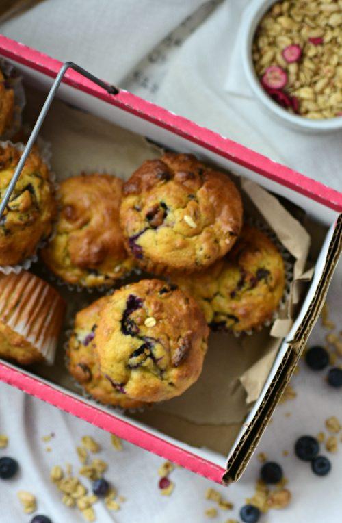 granola muffins2